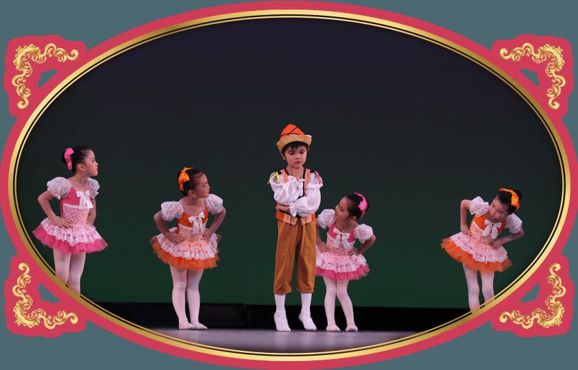 羽田輝子バレエ教室イメージ